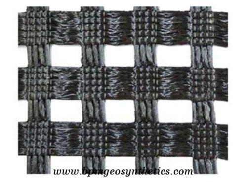 BPM Warp Knitting Polyester Geogrid