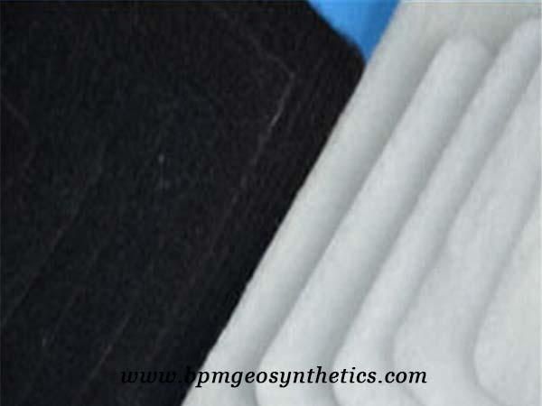 Needled Punched Geotextile fabric