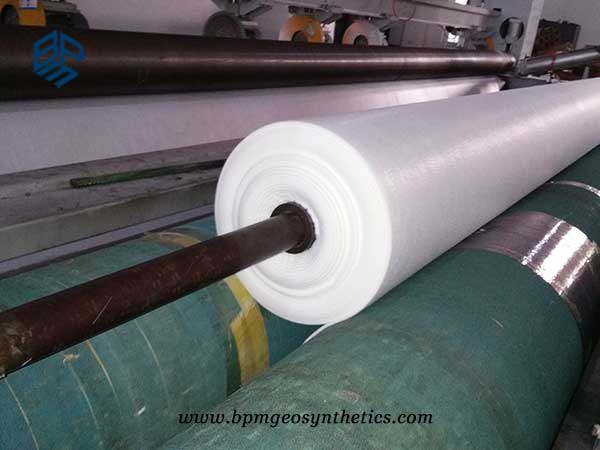 geotextile production machine