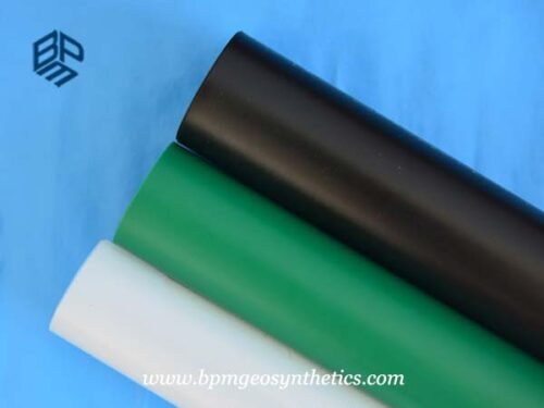 geotextiles and geomembranes sample product
