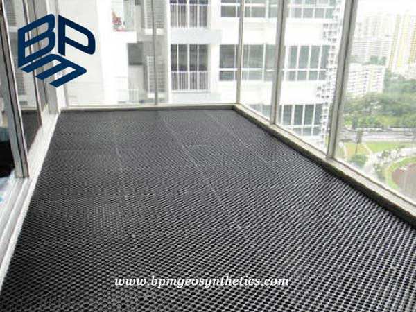 BPM Drainage Cell application in Chengdu