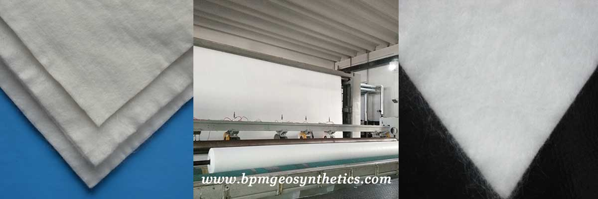 Filament Polyester Geotextile Products