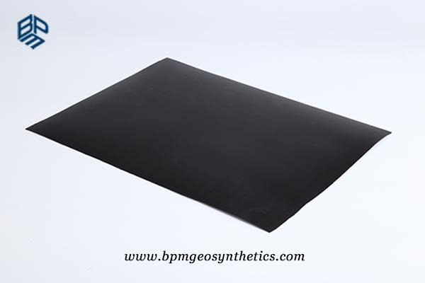 HDPE geomembrane home