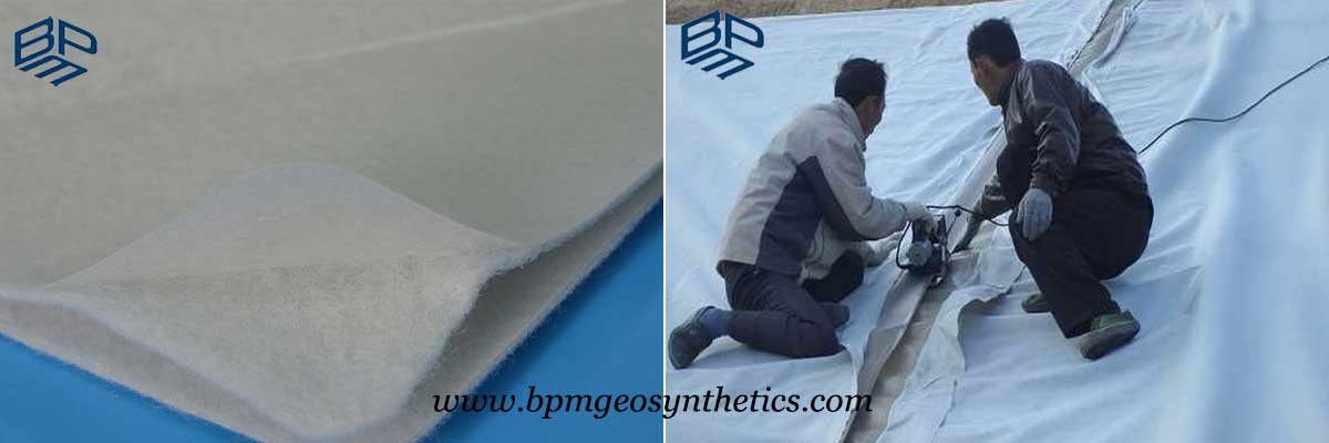 High Quality Composite Geomembrane liner