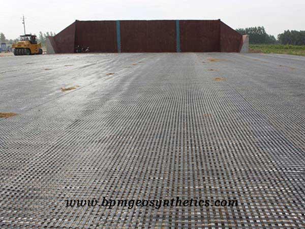 High Quality Fiberglass Geogrid for Road Reinforcement