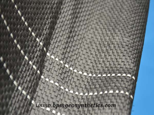 High Quality Polyprolylene Woven Geotextile Fabric