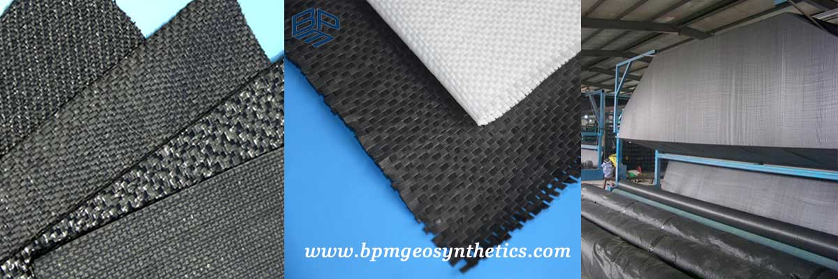 High Quality Polyprolylene Woven Geotextile Products