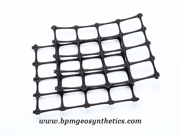 High Quality biaxial plastic geogrid for Sale