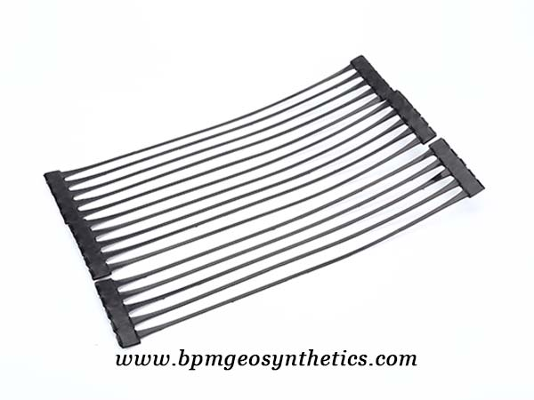 High Quality uniaxial plastic geogrid