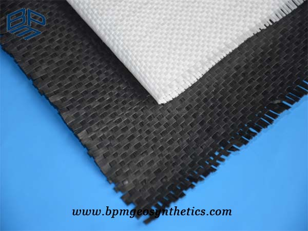 Polyprolylene Woven Geotextile