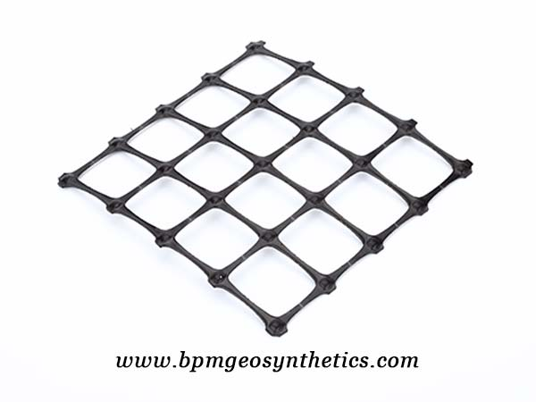 hot sale biaxial plastic geogrid Price