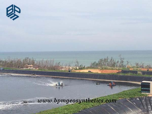 Fish Pond Liner for Water Containment in Philippines