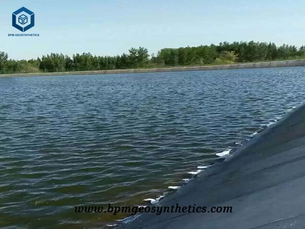 Pond Liner for Agriculture Application in Jiangxi