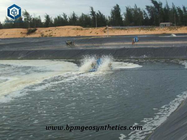 Pond Membrane Liner for Aquaculture Application