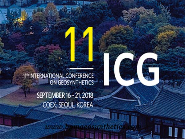 BPM Geosynthetic Materials will Show on the 11th International Conference