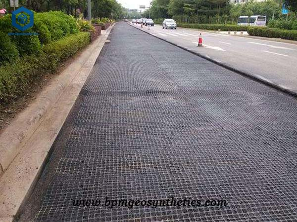 Geogrid Material for Road construction