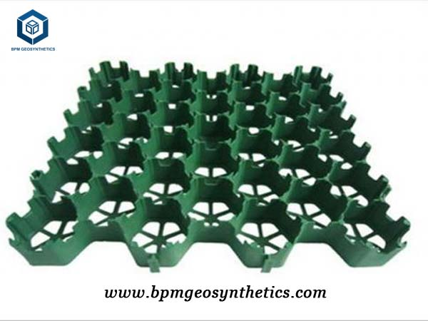 BPM Geotechnical Fabric about grass paver