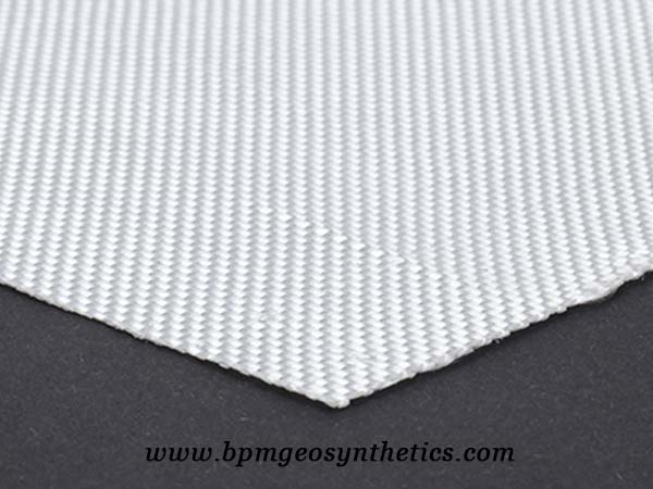 BPM Geotechnical Fabric about woven geotextile