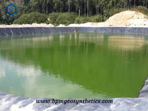 Pit Liner for Waste Water Treatment in Malaysia