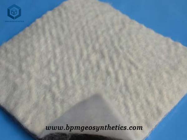 types of geosynthetics about geotextile