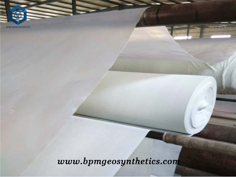 Geosynthetic Construction Material