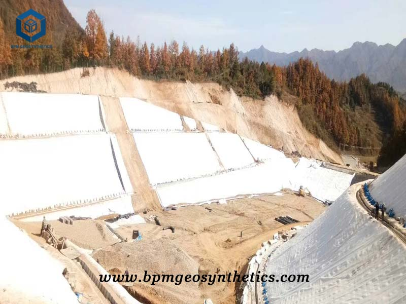 Geotextiles Liner for Road Construction