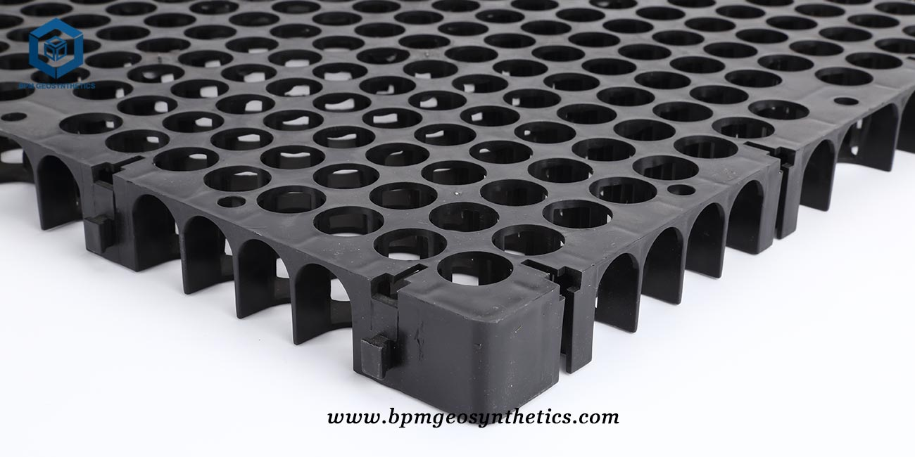 Drain Cell for Synthetic Turf Sports Fields in Australia