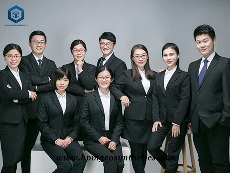 BPM geosynthetics sales team