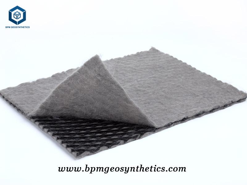 Geocomposite Drainage Net for Dam Construction Project in Guizhou