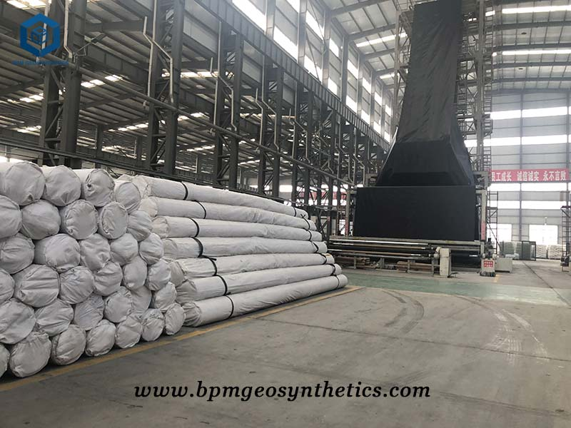 HDPE Geomembrane Liner for Mining Project in Indonesia