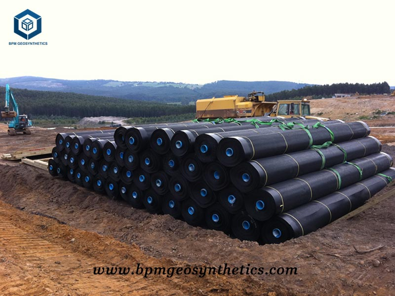 Geotextile Geomembrane Lining System for Landfill Project in Chile