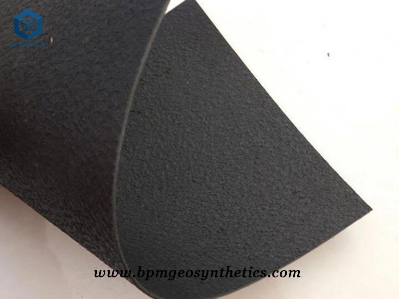 How to Install the Textured Geomembrane