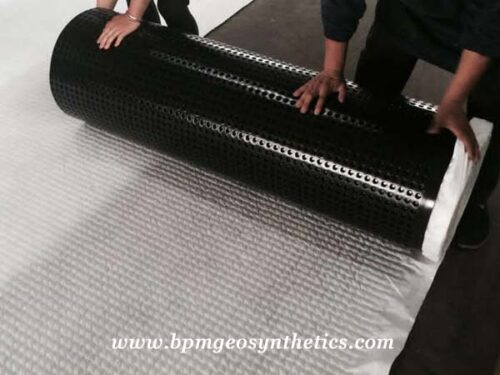 Drainage Sheet in BPM factory