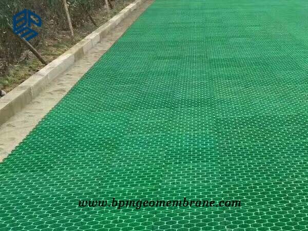 HDPE Grass Paver for Parking Lot in Australia