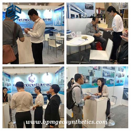 Geosynthetic Lining Systems were Showed on 16th Indonesia Exhibition