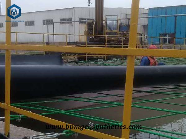 HDPE Landfill Liner for Waste Containment